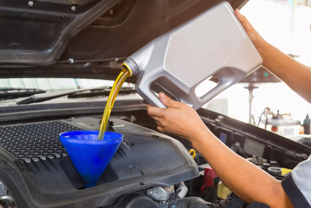 Oil Change Near Me Akron, OH | Montrose Ford of Fairlawn