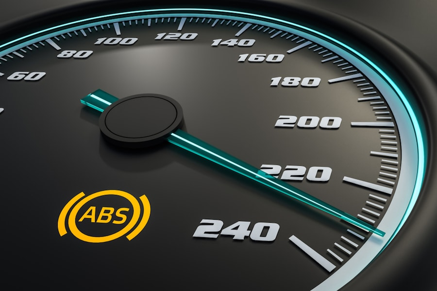ABS Dashboard Light