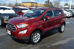 New 2019 Ford EcoSport SE SUV in Akron, Ohio
