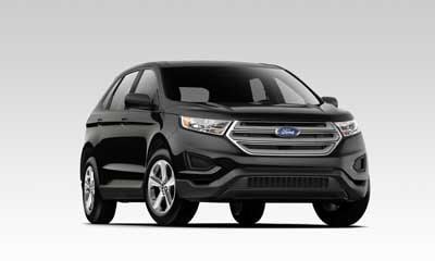 Se Trim Level The Ford Edge