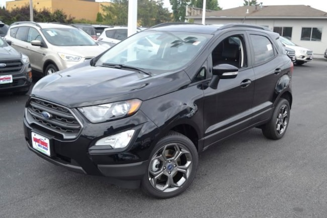New 2018 Ford EcoSport SES SUV in Akron, Ohio