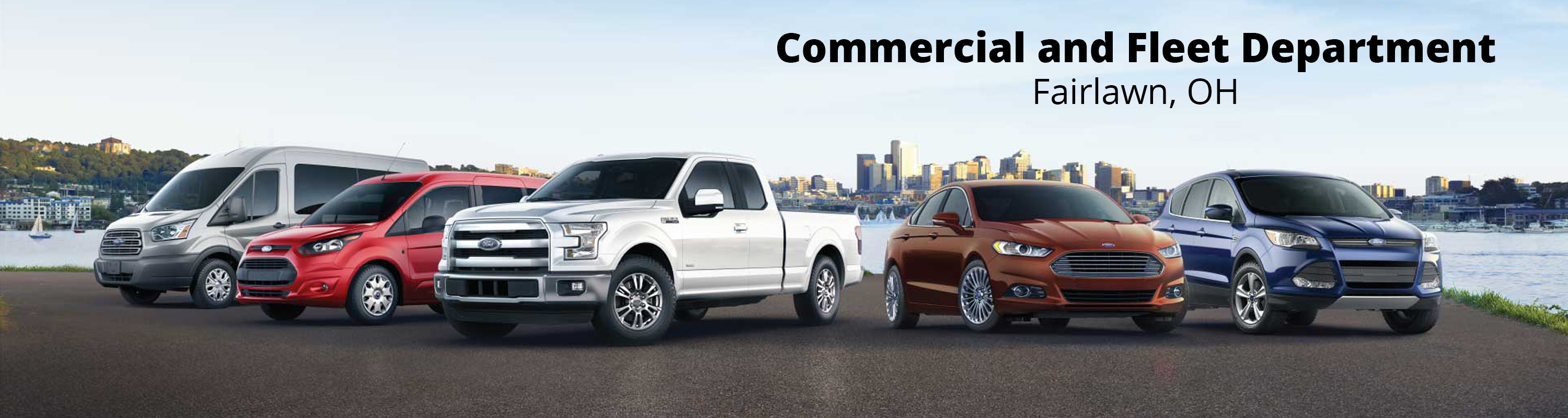 Commercial And Fleet Cars Fairlawn Oh Montrose Ford Of Fairlawn