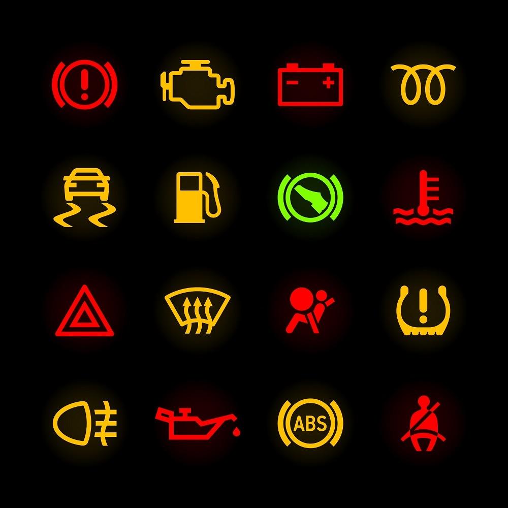 2018 ford f150 warning lights