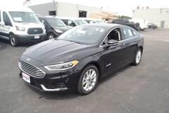 2019 Ford Fusion Hybrid SEL Sedan