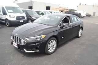 2019 Ford Fusion Hybrid Sedan Digital Showroom | Montrose