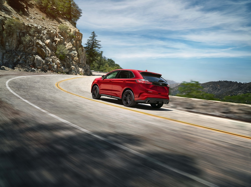There Are Two Prominent Engine Options In The Ford Edge