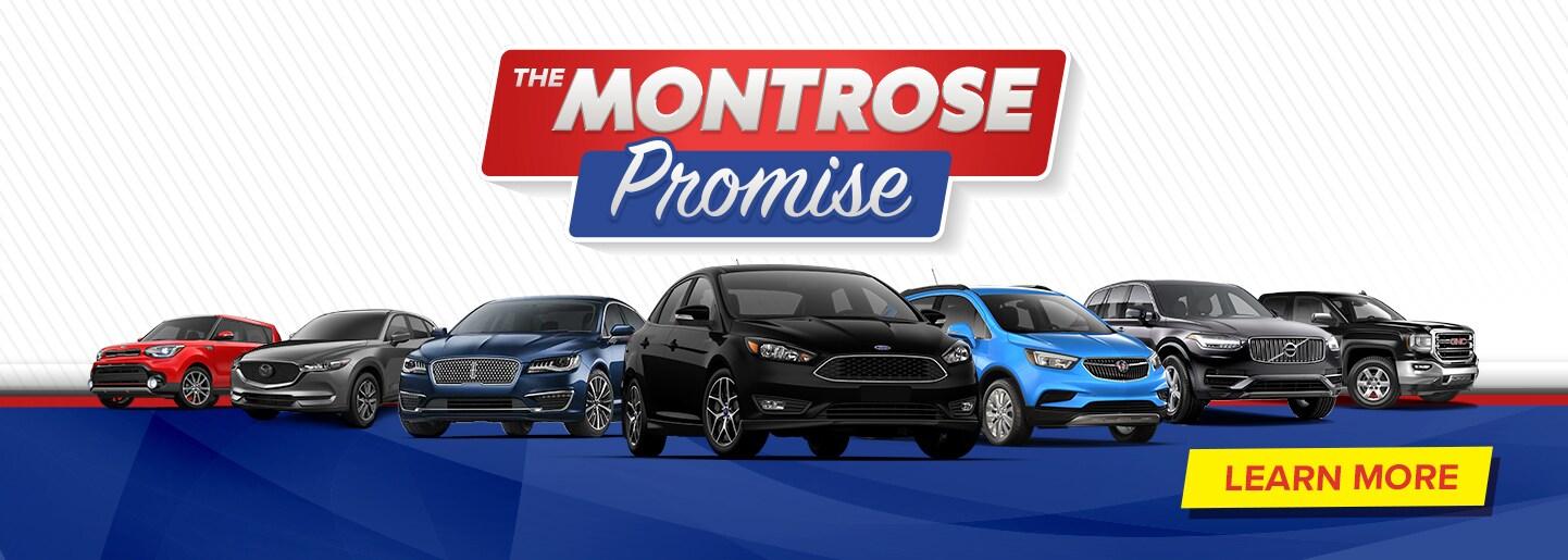 Montrose Auto Group | New Kia, Volvo, Buick, Chevrolet, Collision ...