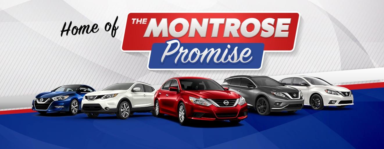 Nissan dealer hermitage pa montrose nissan of hermitage for Montrose motors montrose pa