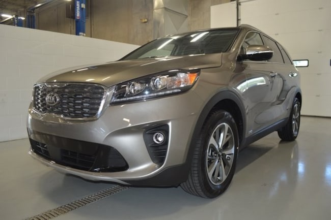 New 2019 Kia Sorento 3.3L EX SUV in Akron, Ohio