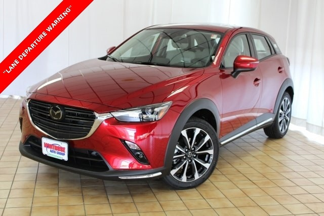 New 2019 Mazda Mazda CX-3 for sale in Kent, OH