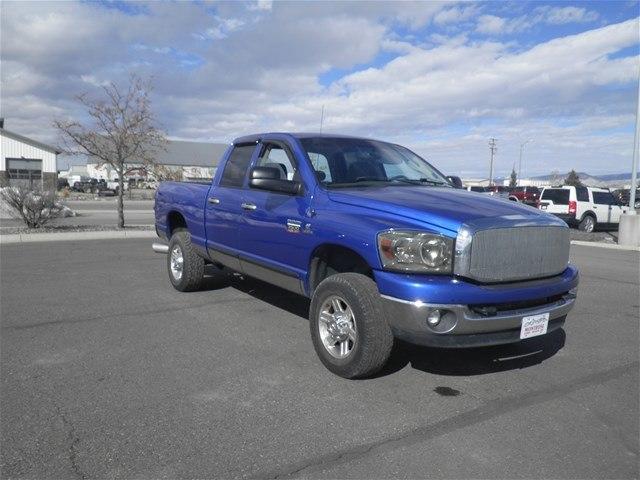 2007 Dodge Ram 3500 Truck Quad Cab