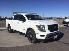 2021 Nissan Titan SV Truck
