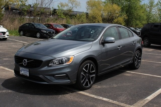 Featured New 2018 Volvo S60 T5 AWD Dynamic Sedan for sale in Cleveland OH
