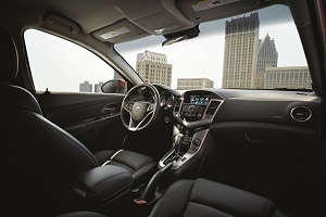 2014 Chevy Cruze Technology Features