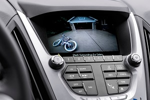 2015 Chevy Equinox Safety Features