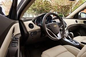 2014 Chevy Cruze Interior Comfort