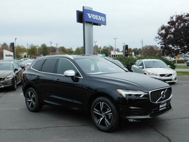 New 2019 Volvo XC60 T5 R-Design SUV For Sale/Lease Midlothian, VA