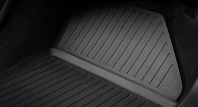 Genuine Volvo Rubber Floor Mats