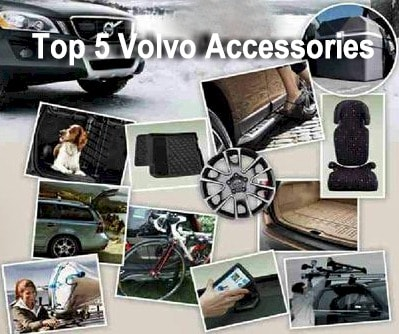 Top 5 Accessories for Volvo Owners | Volvo Cars Richmond