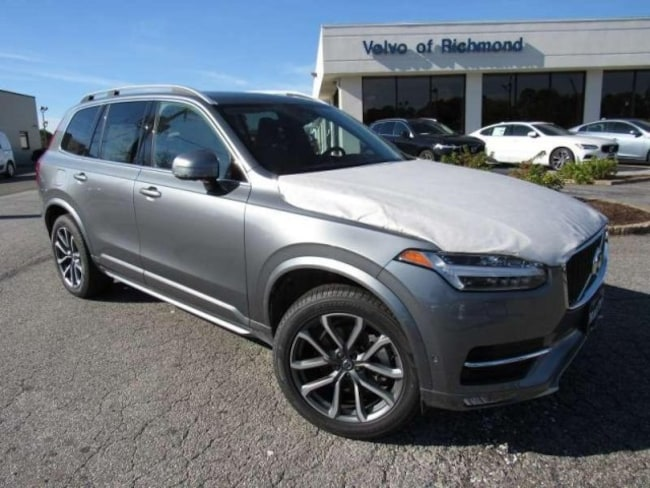 New 2018 Volvo XC90 T5 FWD Momentum (7 Passenger) SUV For Sale/Lease Richmond, VA