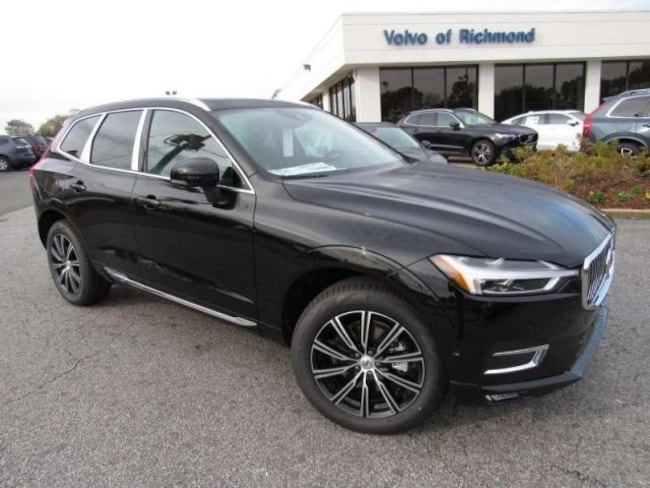 New 2019 Volvo XC60 T5 Inscription SUV For Sale/Lease Richmond, VA