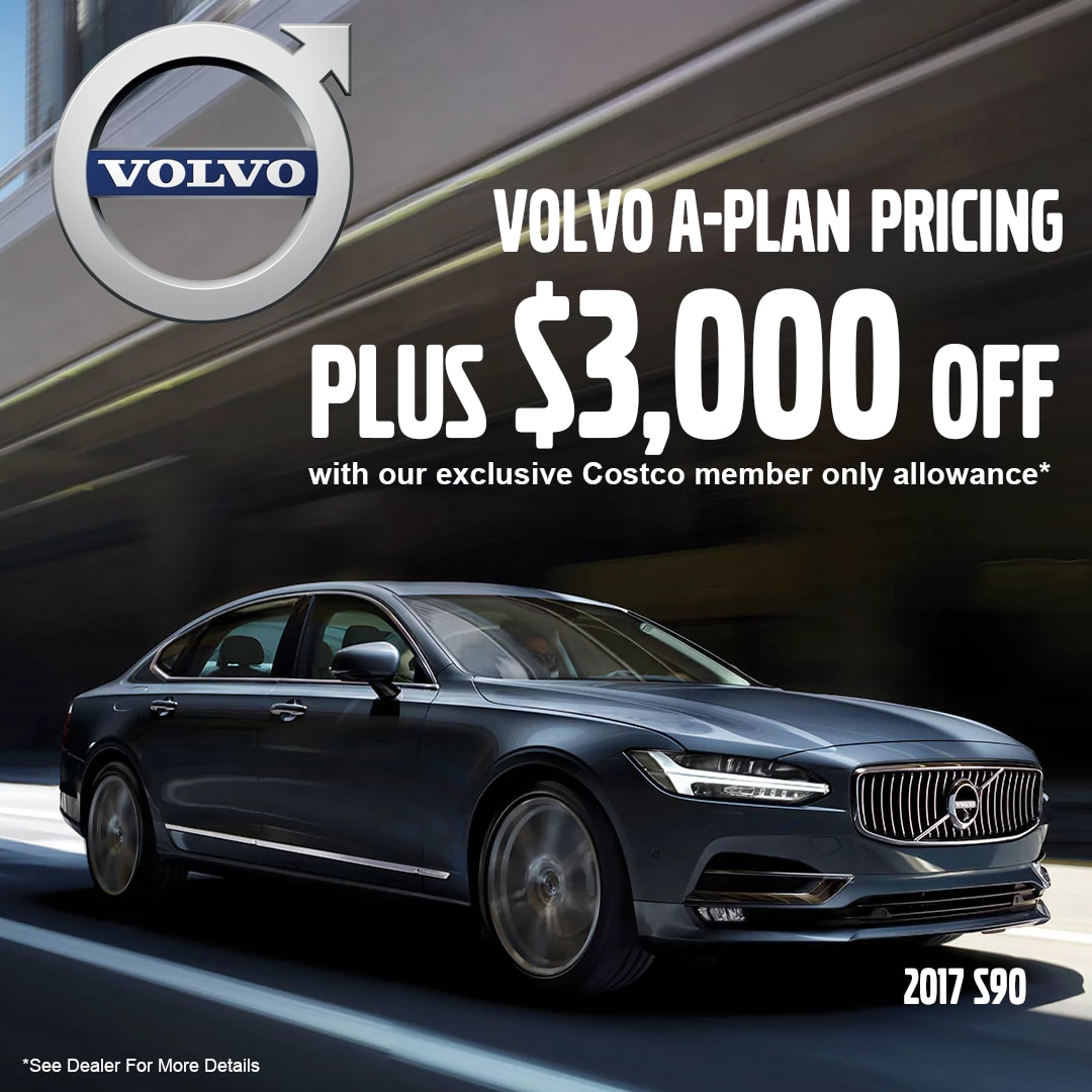 Exclusive Costco Member Savings Volvo Cars Richmond