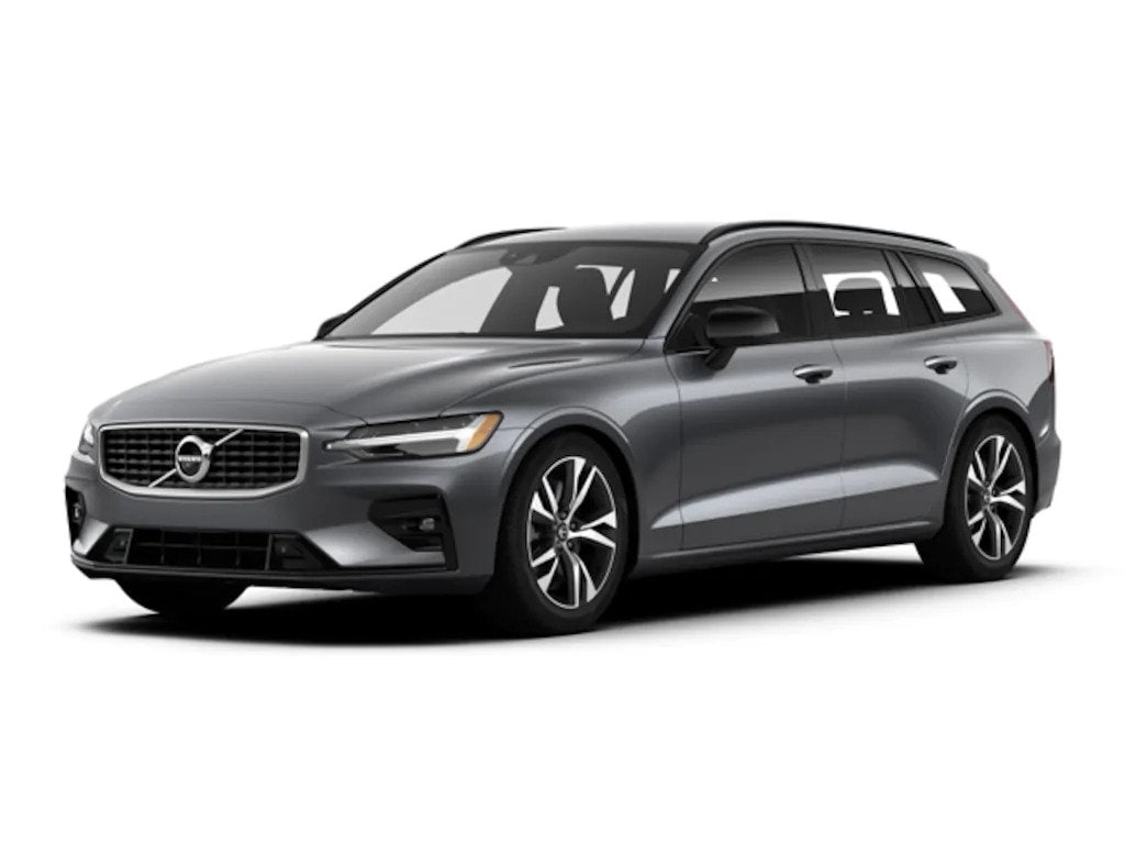 New 2021 Volvo V60 T5 R-Design Wagon