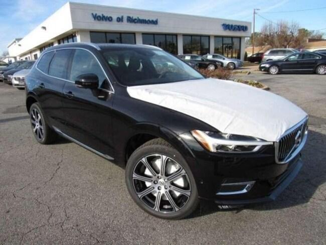 New 2018 Volvo XC60 T6 AWD Inscription SUV For Sale/Lease Richmond, VA