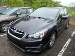 2015 Subaru Impreza 2.0i Premium 5dr (CVT) Sedan