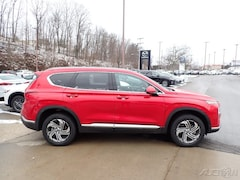 New 2021 Hyundai Santa Fe SEL SUV For Sale in Moon Township, PA