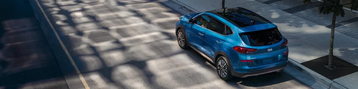 New 2019 Hyundai Tucson in Moon Township, PA | Moon Township Hyundai