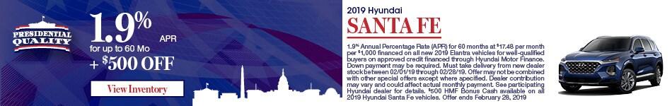 APR 2019 Santa Fe 2/6