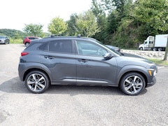 New 2021 Hyundai Kona Ultimate SUV for sale in Moon Township, PA
