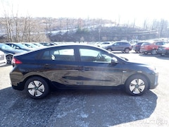 New 2020 Hyundai Ioniq Hybrid Blue Hatchback For Sale in Moon Township, PA