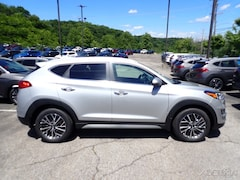 New 2020 Hyundai Tucson Limited SUV KM8J3CAL0LU205560 For Sale in Moon, PA