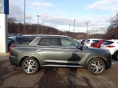 New 2021 Hyundai Palisade Limited SUV KM8R5DHE5MU232037 for sale in Moon Township, PA