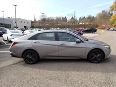 New 2021 Hyundai Elantra SEL Sedan For Sale in Moon Township, PA