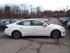 New 2021 Hyundai Sonata Hybrid SEL Sedan For Sale in Moon Township, PA