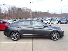 New 2020 Hyundai Elantra Limited Sedan For Sale in Moon Township, PA