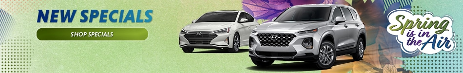 New Vehicle Specials at Moon Township Hyundai 3/8