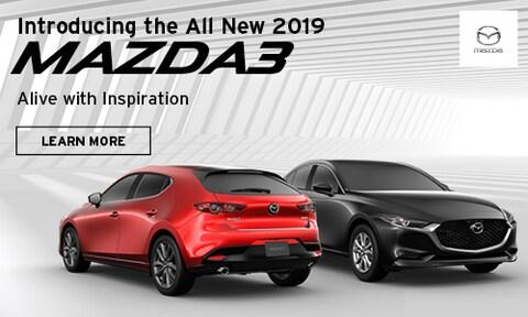 New 2019 Mazda3 - 3/25/2019