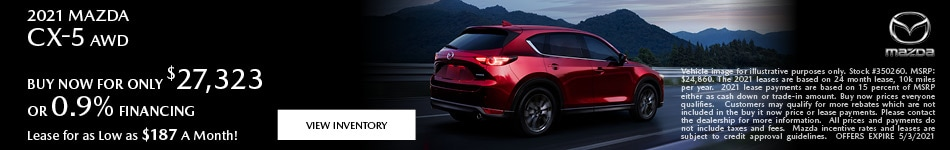 2021 Mazda CX-5 AWD