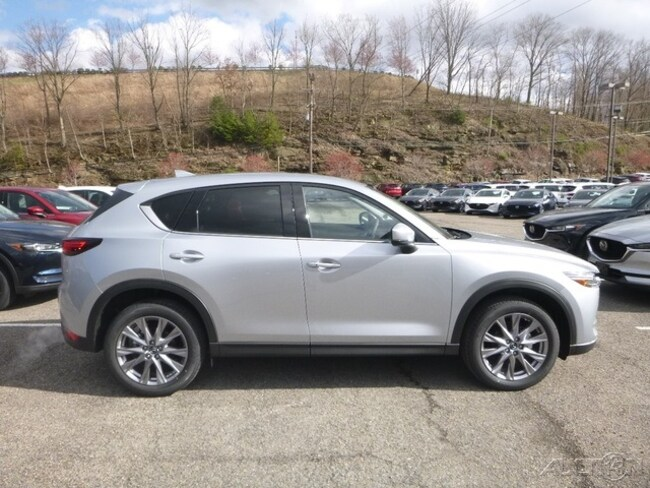 2019 Mazda CX-5 Grand Touring SUV