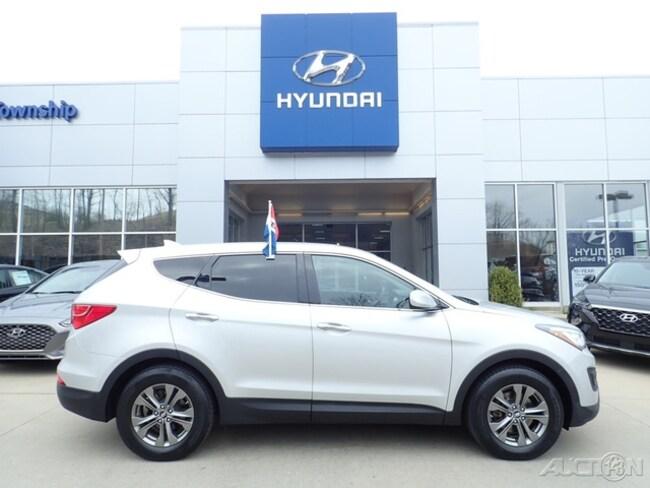 Mazda Santa Fe >> Used 2014 Hyundai Santa Fe Sport For Sale At Moon Township Mazda