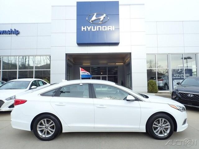 2016 Hyundai Sonata SE w/PZEV Sedan