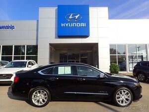 2018 Chevrolet Impala Premier w/2LZ