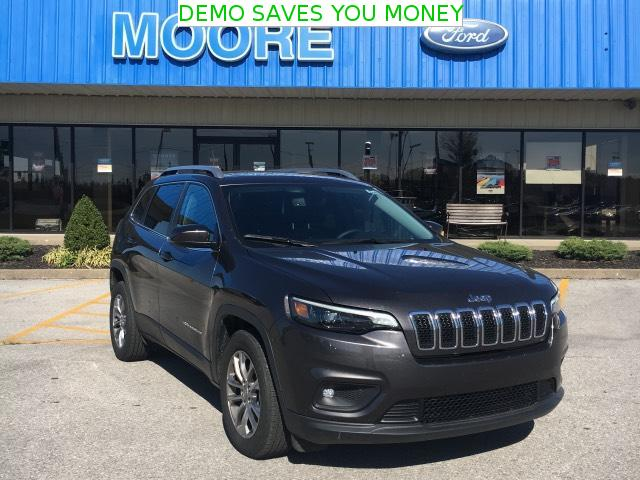 Used 2019 Jeep Cherokee for sale in Hartford, KY