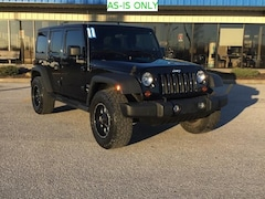 Used 2011 Jeep Wrangler Unlimited for sale in Hartford, KY