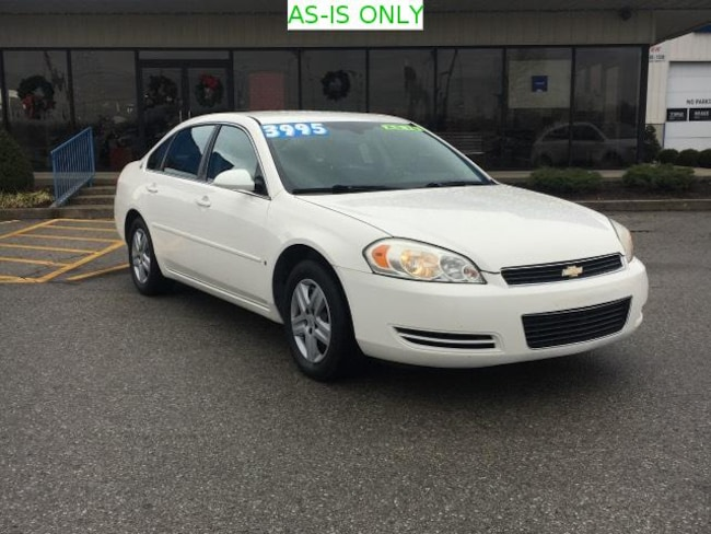 Used 2007 Chevrolet Impala 4dr Sdn LS Car Hartford, KY