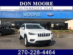 New 2021 Jeep Cherokee for sale in Hartford, KY